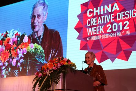 The British European Design Group's 2012 Outward Mission to the China International Creative Design Week 2012